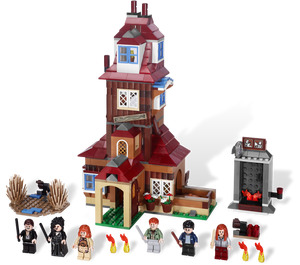 LEGO The Burrow Set 4840