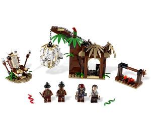 LEGO The Cannibal Escape Set 4182