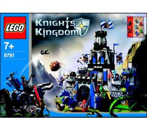 LEGO The Castle of Morcia Set 8781 Instructions
