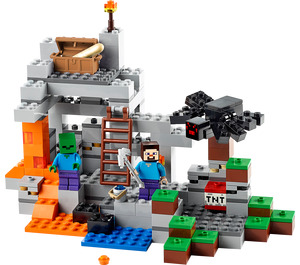 LEGO The Cave Set 21113