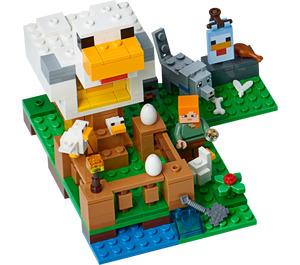LEGO The Chicken Coop Set 21140