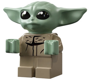 LEGO The Child Yoda Minifigure