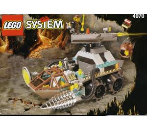 LEGO The Chrome Crusher Set 4970