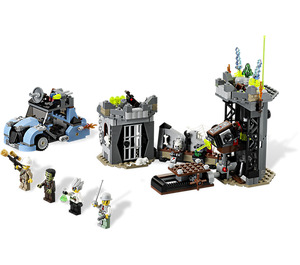 LEGO The Crazy Scientist & His Monster Set 9466