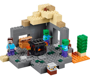 LEGO The Dungeon Set 21119