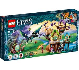 LEGO The Elvenstar Tree Bat Attack Set 41196 Packaging