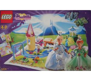 LEGO The Enchanted Garden Set 5834