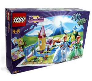 LEGO The Enchanted Garden Set 5834 Packaging