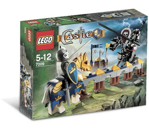 LEGO The Final Joust Set 7009 Packaging