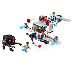 LEGO The Flying Flusher Set 70811