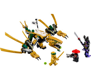LEGO The Golden Dragon Set 70666