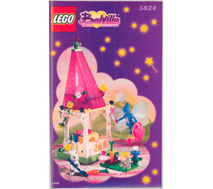 LEGO The Good Fairy's House Set 5824 Instructions