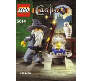 LEGO The Good Wizard Set 5614