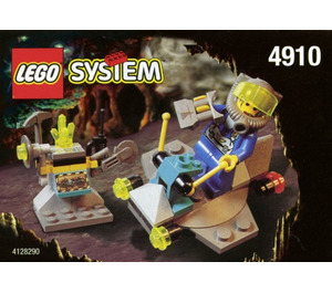 LEGO The Hover Scout Set 4910