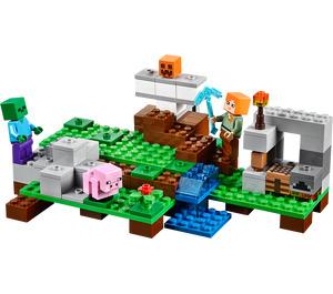 LEGO The Iron Golem Set 21123
