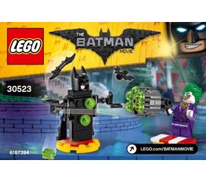 LEGO The Joker Battle Training Set 30523