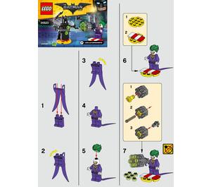lego the joker battle training set 30523 instructions. Black Bedroom Furniture Sets. Home Design Ideas