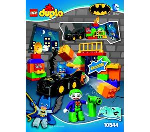 lego the joker challenge set 10544 instructions brick. Black Bedroom Furniture Sets. Home Design Ideas