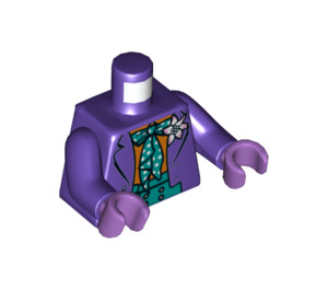LEGO The Joker Minifig Torso (76382)