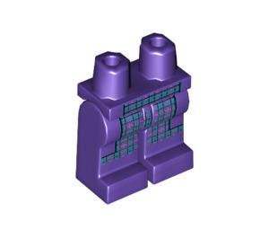 LEGO The Joker Minifigure Hips and Legs (3815 / 54840)