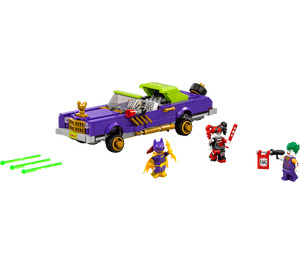 LEGO The Joker Notorious Lowrider Set 70906
