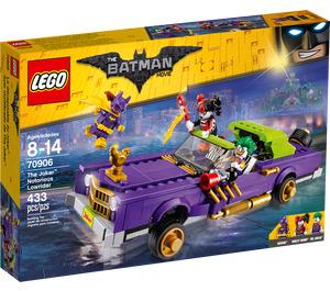 LEGO The Joker Notorious Lowrider Set 70906 Packaging