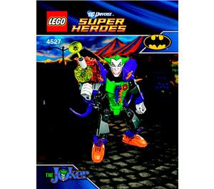 lego the joker set 4527 instructions brick owl lego. Black Bedroom Furniture Sets. Home Design Ideas