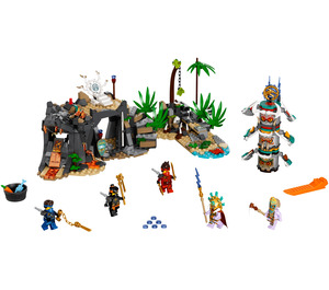 LEGO The Keepers' Village 71747