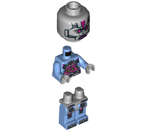 LEGO The Kraang (Exo-Suit Body) Without Jet Pack Minifigure