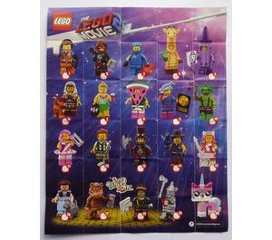LEGO The LEGO Movie 2: The Second Part - Random Bag Set 71023-0 Instructions