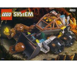 LEGO The Loader-Dozer Set 4950
