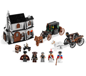 LEGO The London Escape Set 4193