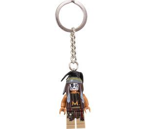 LEGO The Lone Ranger Tonto Key Chain (850663)