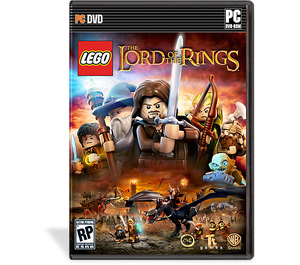 LEGO The Lord of the Rings Video Game  (5001641)