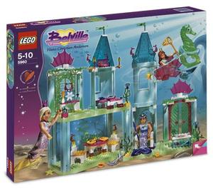 LEGO The Mermaid Castle Set 5960 Packaging