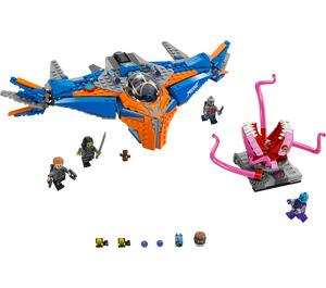 LEGO The Milano vs. The Abilisk Set 76081