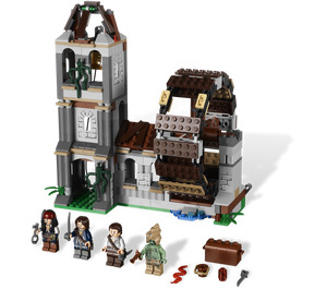 LEGO The Mill Set 4183
