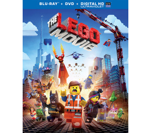 LEGO THE MOVIE Blu ray Combo Pack (5004237)