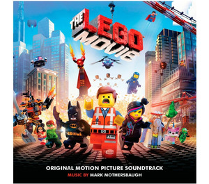 LEGO The Movie The Original Motion Picture Soundtrack (5004066)
