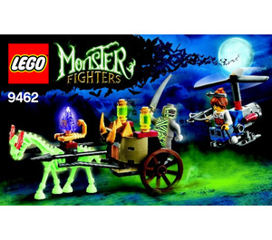 LEGO The Mummy Set 9462 Instructions