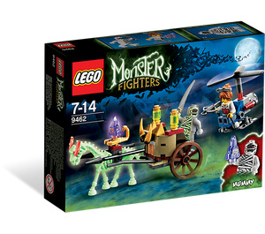 LEGO The Mummy Set 9462 Packaging