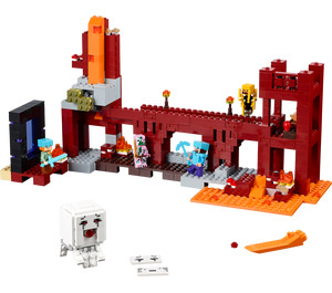 LEGO The Nether Fortress Set 21122