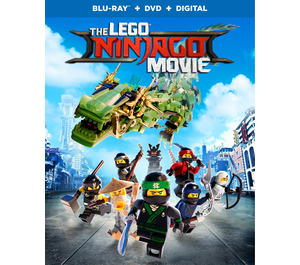 LEGO The Ninjago Movie (Blu ray) (5005570)