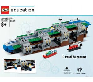 LEGO The Panama Canal Set 2000451