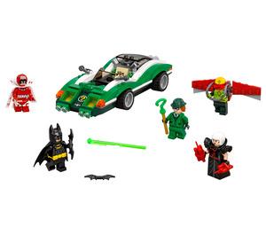 LEGO The Riddler Riddle Racer Set 70903