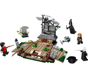 LEGO The Rise of Voldemort Set 75965