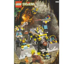 LEGO The Rock Raiders HQ Set 4990