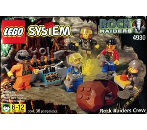 LEGO The Rock Raiders Set 4930