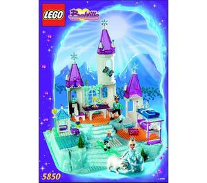 LEGO The Royal Crystal Palace Set 5850 Instructions