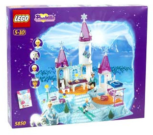 LEGO The Royal Crystal Palace Set 5850 Packaging
